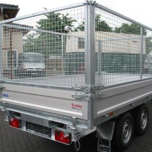 Saris Dreiseitenkipper PKL-40 Laubgitteraufsatz 3.5 to